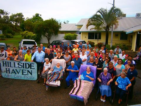 Hillside Haven Nursing Home, Collinsville is set to shut.