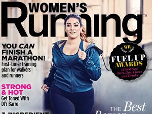Women's running mag takes quick steps in right direction