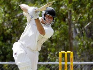 Laidley batting ace denies go-slow tactics in tough conditions