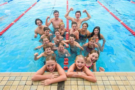 22 members of the Grafton Swim Academy have made it through to their respective state swimming titles.