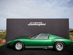 Lamborghini celebrates 50 years of the iconic Miura