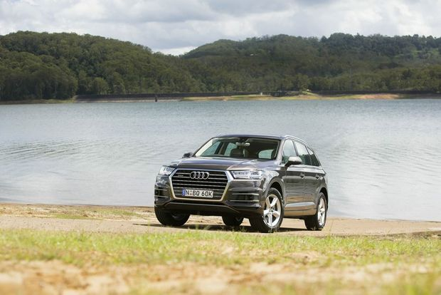 LUXURY SUV: Less power and kit, but Audi's brilliant 160kW Q7 gets cheaper