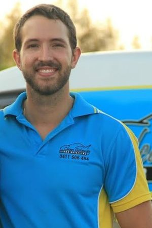 Joe Nucifora, director of Clean Getaway Car Detailing, Sunshine Coast. Photo: Contributed