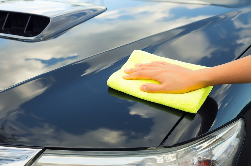 Microfibre cloths are a must to minimise scratches when cleaning, drying and waxing your car. Photo: Thinkstock