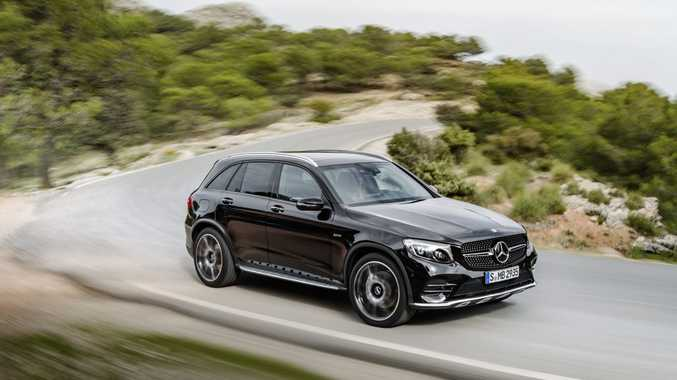 Mercedes-AMG GLC 43. Photo: Contributed