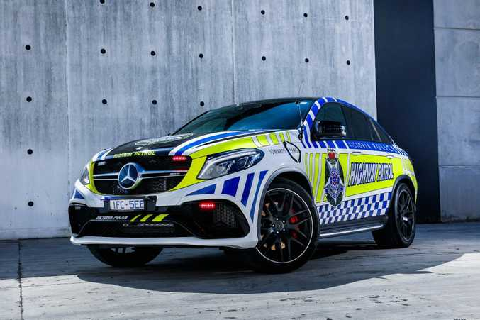 Mercedes-AMG GLE 63 S Coupe. Photo: Contributed