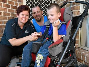 Harris family raise questions about NDIS insurance scheme