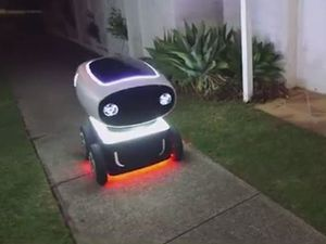 Meet DRU, Domino's delivery robot of the future