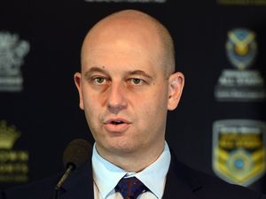 Greenberg becomes top dog of NRL
