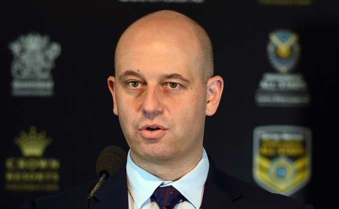 Big challenges ahead ... Todd Greenberg. Photo: AAP Image
