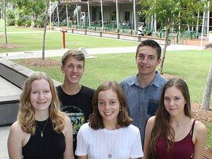 Mountain Creek students win scholarships