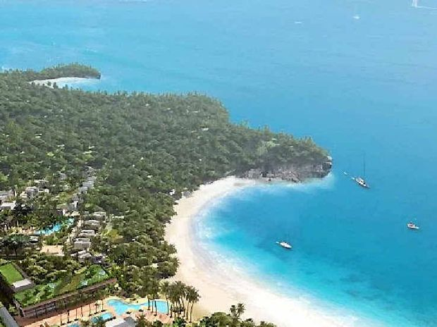 GREAT KEPPEL ISLAND DISPUTES: Member for Keppel Brittany Lauga says Tower Holdings has the necessary approvals to undertake a resort redevelopment, including construction of a beachfront hotel, tourist villas and apartments, a marina, an airport and an 18 hole golf course.
