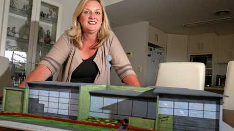 Tweed Councillor Carolyn Byrne became involved in local politics through her fight against a proposed police headquarters in Kingscliff.