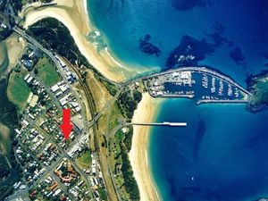 Forestry's Jetty site up for sale