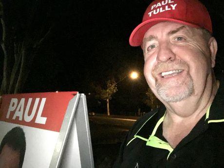 Cr Paul Tully