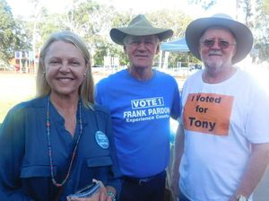 NOOSA UPDATE: Playford to stick around as counting drags on