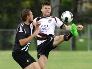Ipswich City on rise in football