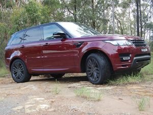 Range Rover Sport V6SC HST road test and review