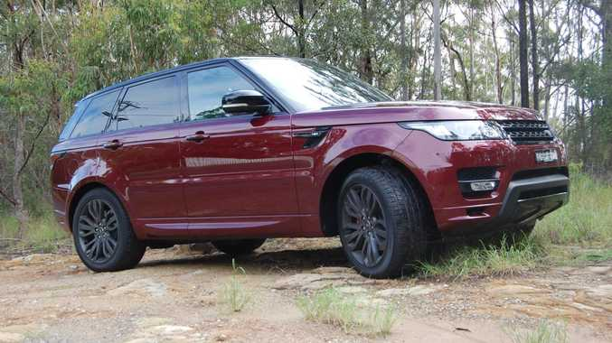 FASHION FORWARD: Range Rover Sport HST at $148,800 boasts a nice exhaust soundtrack under power, good looks and is dripping with luxury.