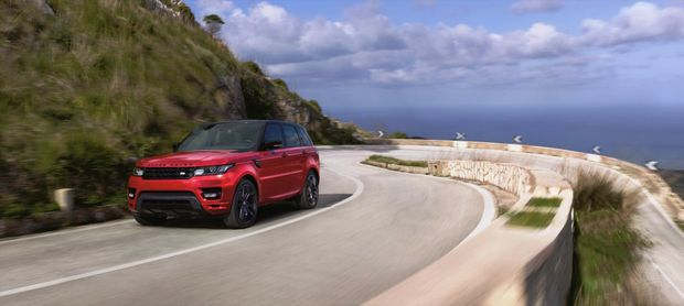 2016 Range Rover Sport HST. Photo: Contributed.