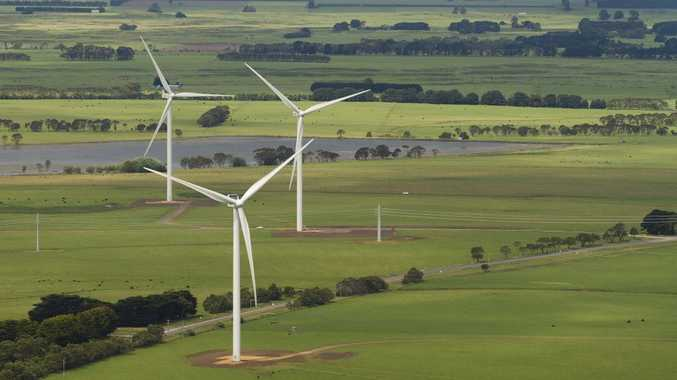 WIND FARM: AGL has said it still plans to go ahead with the proposed wind farm at Coopers Gap.