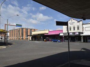 Ruthven Street closure