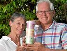 INVENTORS: Sandra and Henry Gosling from CO YO have released a new product that combines fermented vegetables with their coconut yogurt.