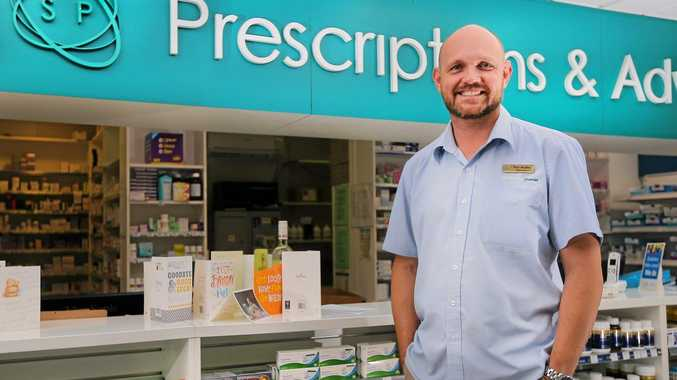 END OF AN ERA: Cabarita chemist Paul Mason is moving on after 20 years in the Tweed Coast village.