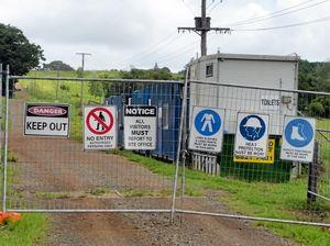 Illegal asbestos dump contaminates sports field