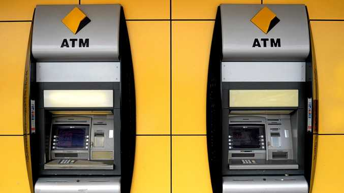 ATM generic Commonwealth Bank Photo Allan Reinikka / The Morning Bulletin
