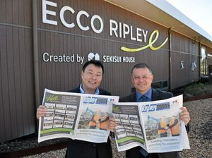 QT and Sekisui House team up to launch newspaper