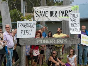 Protest picnic to help save Pioneer Park