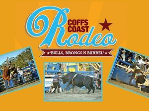 Win a family pass to the Coffs Coast Rodeo