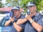Fraser Coast police will be out in force over the Easter break paying particular attention to speeding drivers. Photo: Alistair Brightman / Fraser Coast Chronicle
