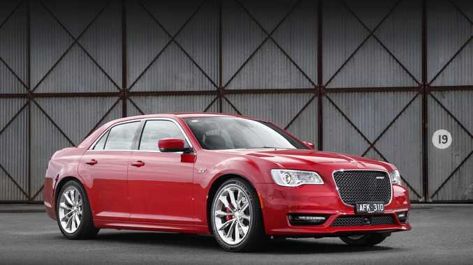2015 Chrysler 300 SRT. Photo: Contributed