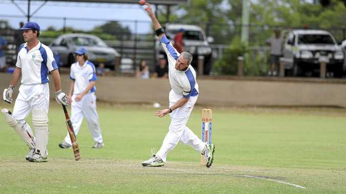 NOT QUITE ENOUGH: Tucabia-Copmanhurst all-rounder Chris Adamson took four wickets in the first innings before batting up the order in the grand final.