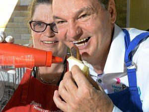 Mayor thrilled by deputy talent