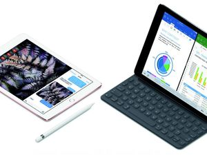 9.7 inch iPad Pro: One top tool for both work and play