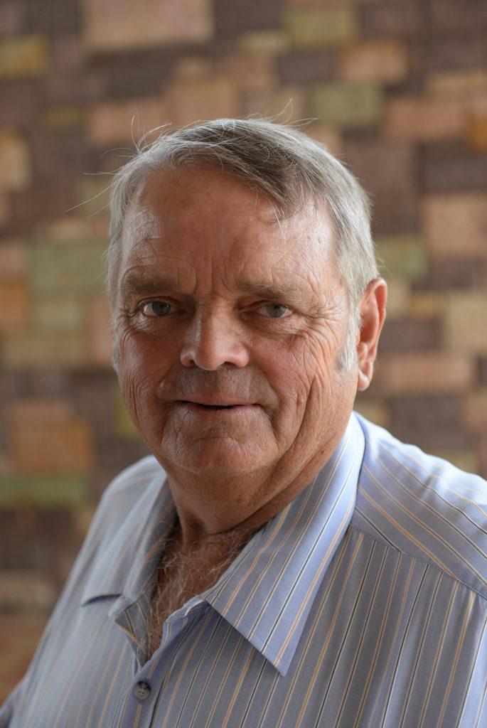 Councillor Alan Bush.