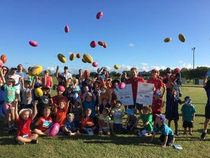 Swans Auskick program getting help