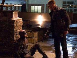 Vigilantes join forces in season 2 of Marvel's Daredevil.