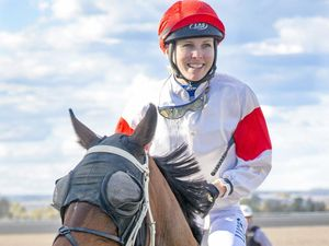 Cass saddles up for first NRRA winner