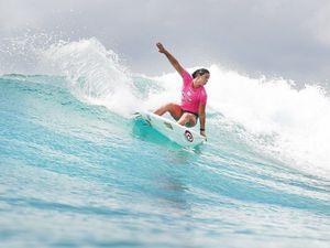 Former Lennox surfer focused on winning maiden world title