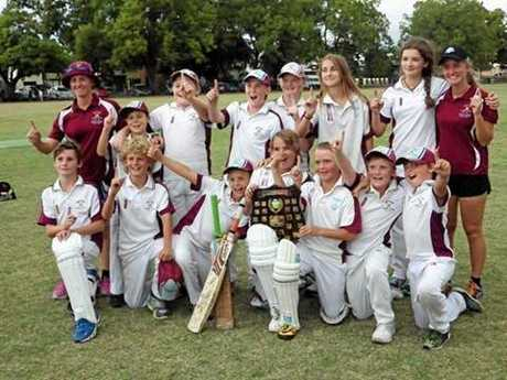 The successful Brothers Under 12 side.