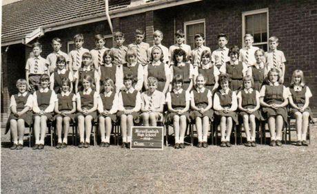 Murwillumbah High School 1st form 1966 class 1C