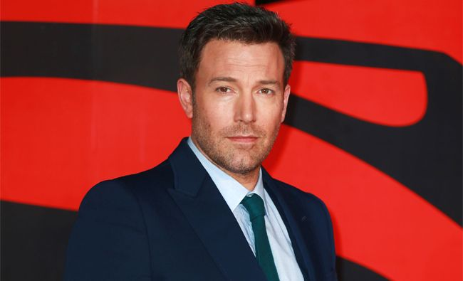 Ben Affleck said fans expect you to look like a real superhero, you can't just roll out of bed for this role