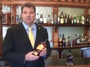 Stephen Bennett talks Bundy Rum