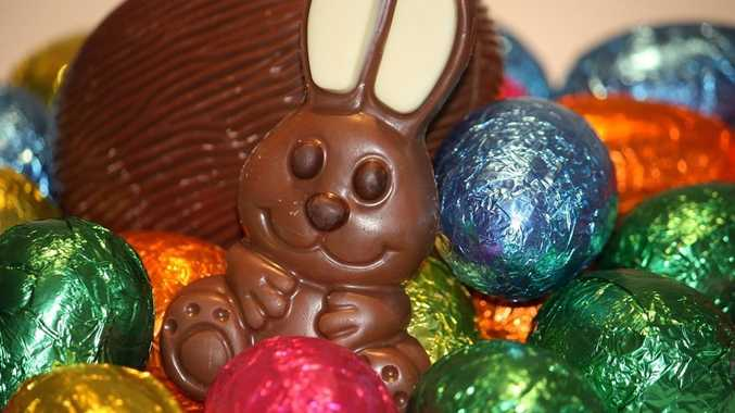 After all, what's Easter without a chocolate egg or four?
