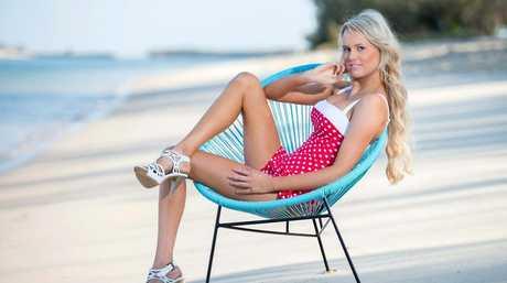 Former Grafton girl Carlie Shipman. Phtoo Vogue Images.