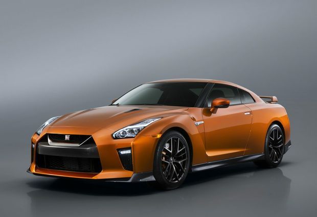 2016 Nissan GT-R has been revealed at the New York International Auto Show. Photo: Contributed